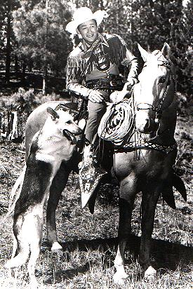 Roy Rogers, Trigger and Bullet